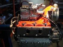 2.7 RS: Stempelpumpe installiert