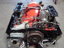 2.7 RS: Motor einbaufertig
