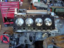 Cayenne-Turbo: neues Gehäuse mit neuen Kolben
