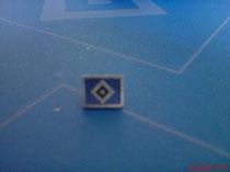 Mein HSV-Ohrring