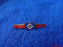 HSV-Krawattenklammer