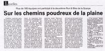 La Voix Du Nord : 3 juillet 2003