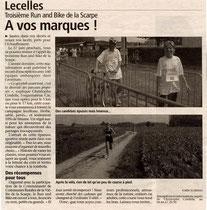 L'Observateur Du Valenciennois : 18 juin 2004