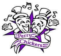 "Logodesign für den Musical-Verein ""Perry Chickers"", Berlin"