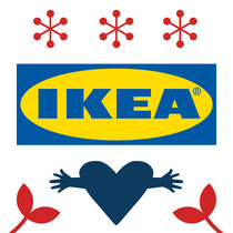 App-Icon für die IKEA-Adventskalender-App 2019, © IKEA/Oetinger Corporate