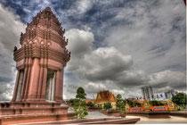 Down Town Phnom Penh