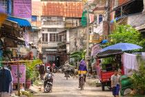 Street Scene in Battambong