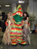 Разноцветный дракон