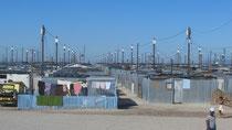 Eines der zahlreichen Townships in Südafrika
