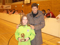 Beste Torfrau Jana Standl, SV Pirka