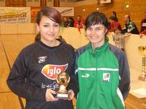 Beste Torfrau Selina Roßmann, SV Gralla