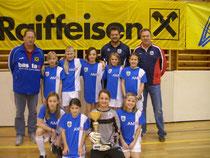 1. Platz SG Krottendorf-Weiz