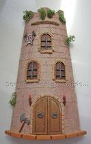 "Tegola ""Castello Medioevale"""