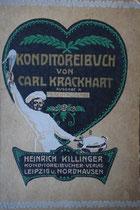 KRACKHART, Carl 11. Ausgabe ( Prachtausgabe) ca. 1915.