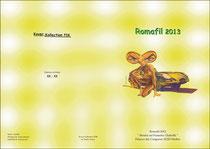 Cartella Kover Kollection numeri romani