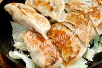 ネギ塩豚バラ餃子(薄皮)