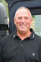 Président Jean-Marc Poret, heureux des résultats...