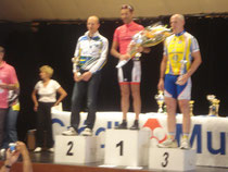 Podium final : Vincent Soulet 2ème