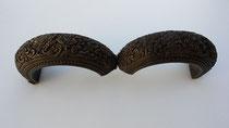 Item #IND0024 bracelet java bali lombok brass  adornment ornament