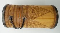 item-tri0049-padang-minangkabau-tube-container-storage-bamboo-bamboe-cane-sumatran-box-silver-filligree/