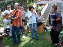 """Folkband """"Kraut und Rüben"""" aus Oschatz; e-mail:  Info@kraut-und-rueben-oschatz.de"""