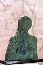 """""""Weiterleben"""" - Bronze, 33,5cm"""