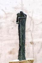 """Amar"" - Bronce, 42cm"