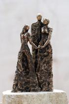 """""""Loslassen"""" - Bronze, 25cm"""