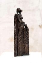 """""""Liebe"""" - Bronze, 30.5cm"""
