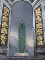 Altar lateral en el Monasterio de St. Urban - Bronce