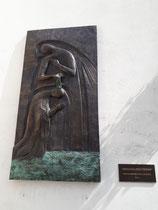 """Johannes der Täufer"" - Bronze, Duggingen"