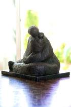 """""""Mutterschaft"""" - Bronze, 37cm"""