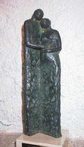 """Neues Leben"" - Bronze, 30cm"