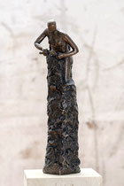 """Autorealización"" - Bronce, 46cm"