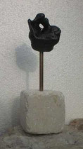 """Erstes Kind"" - Bronze, 10cm"