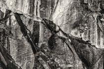 Wetterhorn (Detail), Grindelwald 2019