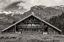 Sennhütte Holzmattenläger, Grindelwald 2019
