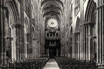 Kathedrale Rouen, Normandie, Frankreich, 2018