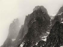 Wetterhorn (Detail), Grindelwald