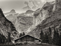 Sennhütte, Undrem Berg, Grindelwald 2015