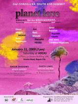 2009年1月「Planet Love Concert」