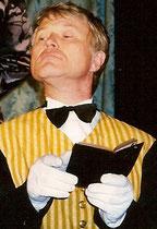 """1995: """"Bei Kerzenlicht"""" von Karl Farkas; Rolle: Gaston"""