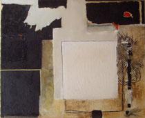 1978 huile sur toile carré blanc (170x130cm) 5.200€