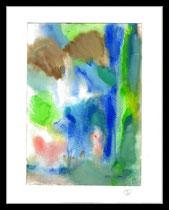 1991 - Gouache et aquarelle 25 x 18cm - n°P131 prix 310€