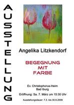 Begegnung mit Farbe - Litzkendorf