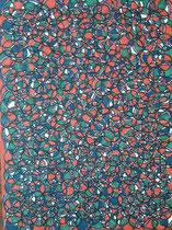 """""""Geordnetes Chaos"""" Acryl auf Leinwand, 70x50 cm"""