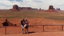 Monument Valley : autre vue