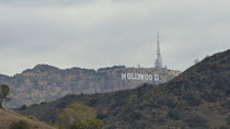 "Le ""Hollywood Sign"", bien planté sur sa colline"