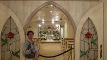 Une chapelle de mariage : nous n'avons pas recommencé !