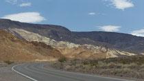 Les couleurs de la montagne sont toujours aussi belles et variées